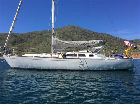 boat upholstery marina del rey 1988 mariner fair weather sail boat for sale www