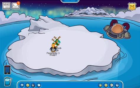 club penguin christmas 2010 club penguin