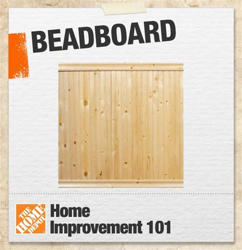 types of beadboard beadboard is a type of tongue and groove wood paneling in
