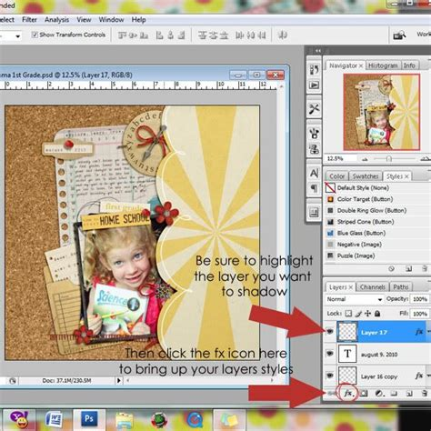 tutorial scrapbook digital 17 best images about craft digital scrapbooking on