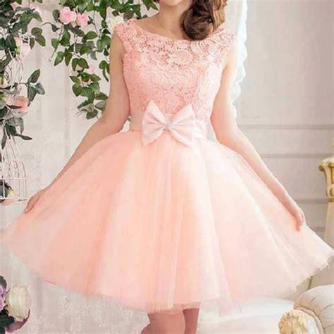 Mini Dress Dress Korea White Sweet Roses L Import Original dress tulle dress tulle skirt light pink pale pink