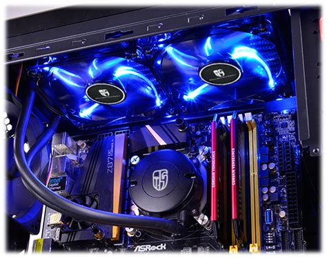 Deepcool Aio Liquid Cooling Maelstrom 120t deepcool gamer maelstrom 240t aio liquid cooler