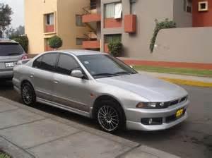 Mitsubishi Galant 01 Vendo Mitsubishi Galant 2001 Impecable