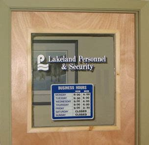 home lakeland personnel