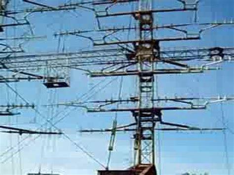80m high rotating hf broadcast antenna clip 2