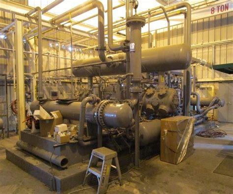 mmcfd white superior   gas compressor  engine