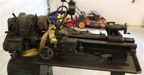 Garage Lathe a new lathe for your hackerspace or garage hackaday