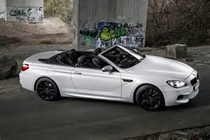 Bmw Cabrio This Bmw M6 Convertible Makes 766 Hp