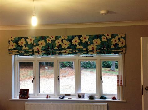 window treatments for wide windows making roman blinds for large windows window treatments