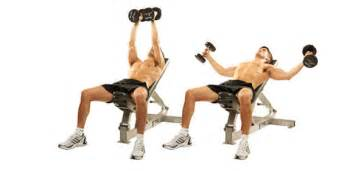 Incline Db Bench Press Incline Dumbbell Fly Bodybuilding Wizard