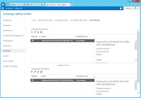 Office 365 Mail Can Send But Not Receive Office 365 Hybrid Configuring Using Windows Azure Part 5
