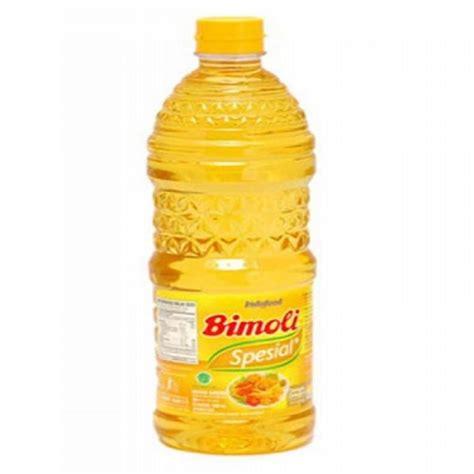 Minyak Kelapa Bimoli bimoli spesial minyak goreng botol 1 liter