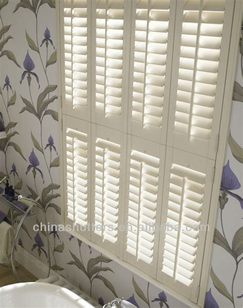 cheap interior window shutters cheap upvc plantation shutters blinds parts supplier