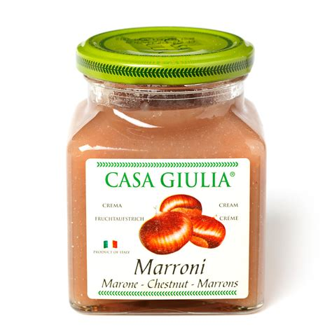 casa giulia casa giulia chestnut jam martelli foods inc