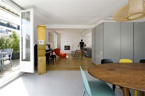 maisonette apartment  ulli heckmann  eitan hammer paris