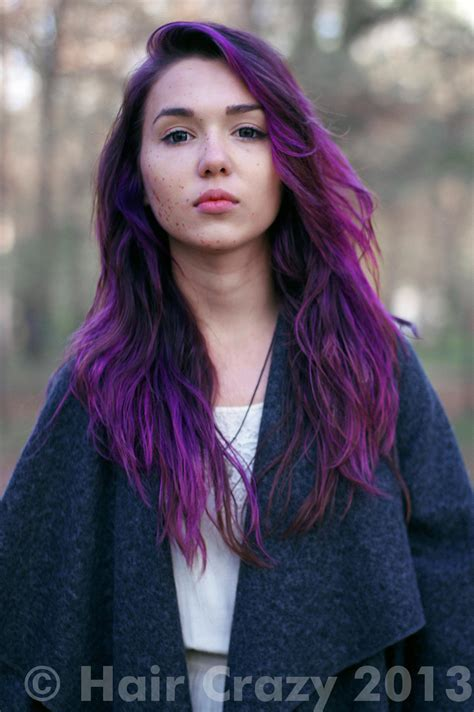 punky color punky color hair dye violet sourpuss clothing of punky