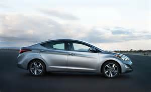 Hyundai Elantra Limited 2014 Car And Driver