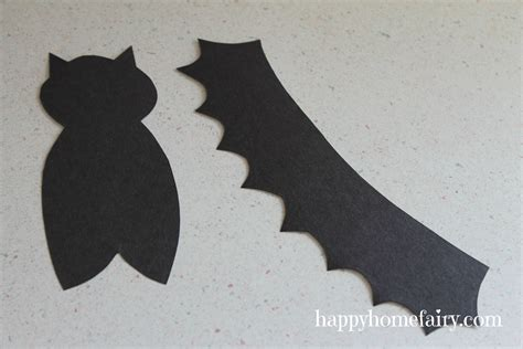 bat craft for easy bat craft happy home