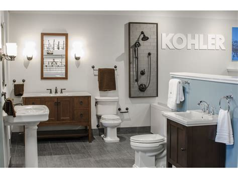 Plumbing Supplies Cleveland Ohio by Kohler Bathroom Kitchen Products At Cleveland Plumbing