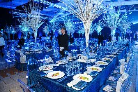 party themes gala celebrate under the stars at patricia and phillip frost