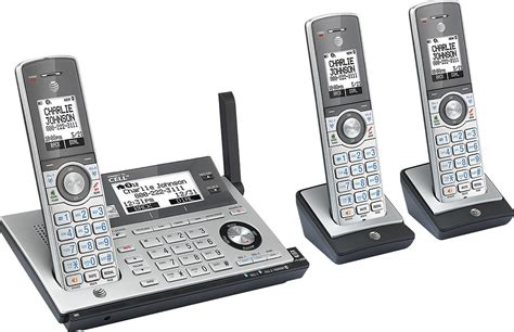 Best Buy: AT&T CLP99386 Connect to Cell DECT 6.0