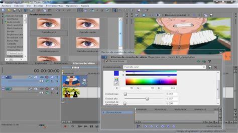 tutorial sony vegas pro 8 pdf tutorial chroma keyer sony vegas pro 8 y 9 youtube
