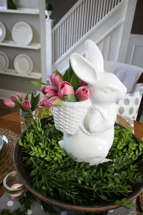 spring home decor 2017 farmhouse chic easter tablescape my spring dining room the creek line house