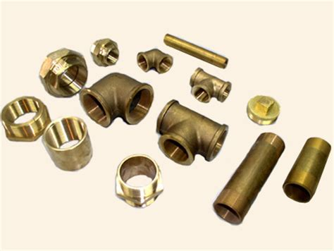Plumbing Connectors Brass Pipe Fittings Brass Compression Fittings Brass