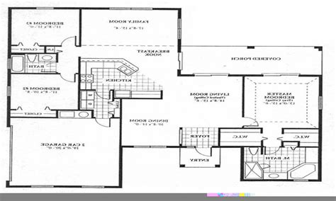 house floor plan design simple floor plans open house