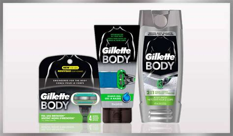 how to soften chest hair gillette body razor