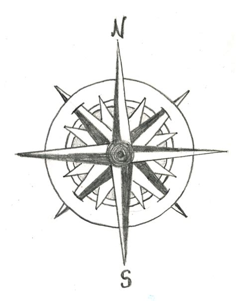 compass rose tattoo design compass tattoos on compass compass and