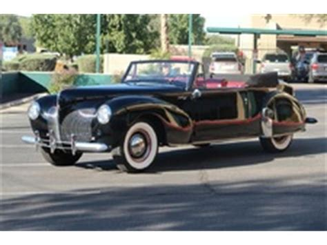 classifieds for 1941 lincoln continental 9 available