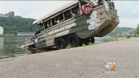 duck boat pittsburgh just ducky tours owner addresses concerns after missouri