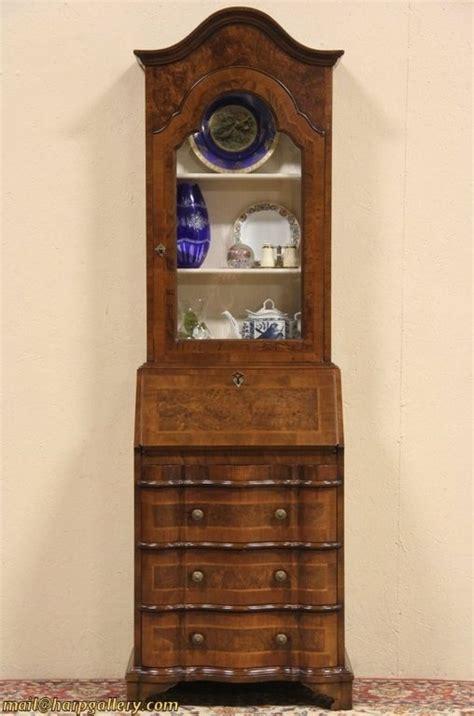 narrow desk with hutch 17 best images about vintage secretary desks on pinterest