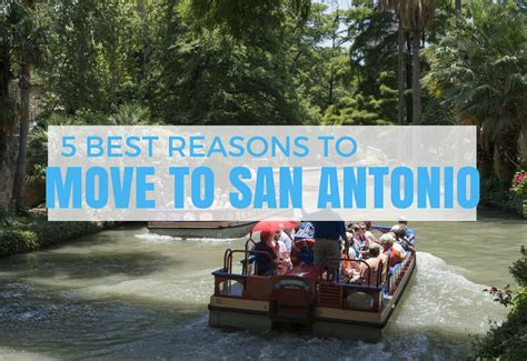 reasons to move to austin 5 best reasons to move to san antonio