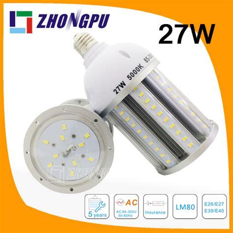 mercury vapor l replacement mercury vapor led replacement with 27w bulb e27 128lm w