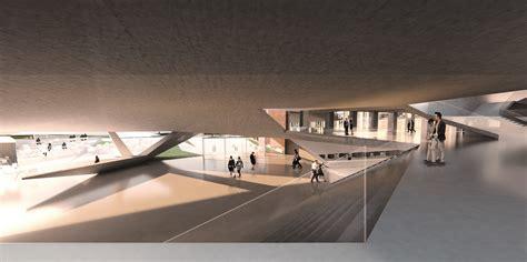 kraftwerk für zuhause architektur foyer idee