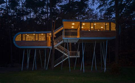 modern tree house designs 20 modern tree houses by baumraum home design and interior