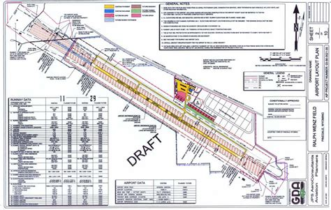 airport layout design pinedale updates what s happening pinedale wyoming
