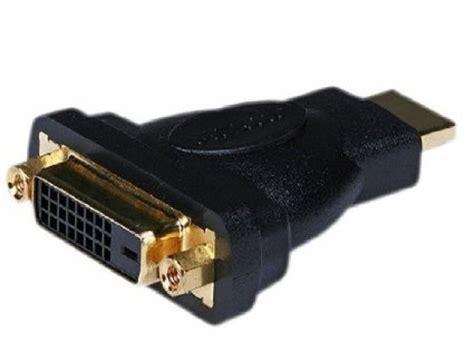 Adapter Micro Hdmi Ke Vga Dengan Port Audio Black 69d4f8 mengenal konektor display di vga card jagat review