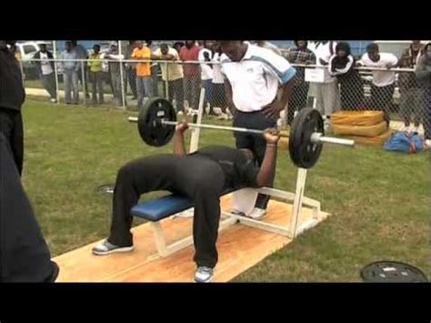bench press record nfl image gallery nfl bench press