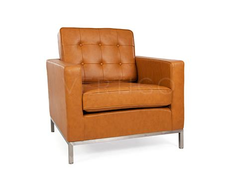 Leather Arm Chair Design Ideas Knoll Aniline Leather Arm Chair Inspired By Designs Of Florence Knoll Vertigo Interiors