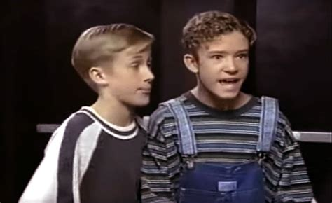 ryan gosling on mickey mouse club ryan gosling s haunted mansion songs are the strangest