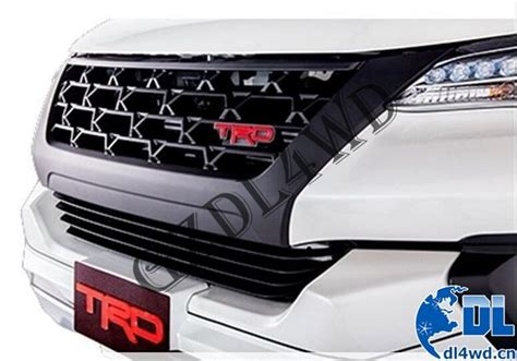 Front Guard Abs Model Fortuner A White With Ledbracket Avanza 2011 2016 2017 led fortuner headlights drl turn light for new toyota fortuner kit buy drl turn