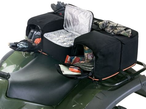 Atv Rack Accessories by Classic Accessories Atv Rear Rack Bag Car Truck