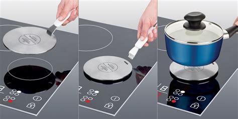 adattatore pentole per piano cottura induzione disco adattatore per piano cottura ad induzione presto 248 17 cm