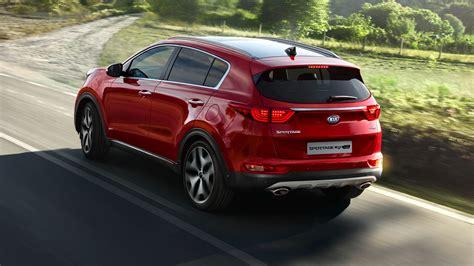 Kia Sportage Road Capabilities Discover The Kia Sportage Kia Motors Europe