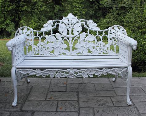 cast iron garden table antique cast iron garden furniture antique furniture