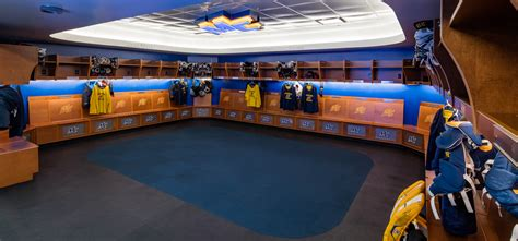hockey locker room merrimack college hockey locker rooms channel building company