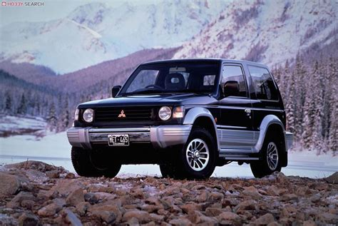 V24 Pajero Matel Top Wide XR II (Model Car) Other picture1